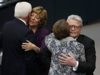 Inauguration of German President Frank-Walter Steinmeier in Berlin
