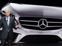 Auto Show Detroit, Mercedes-Benz Präsentation