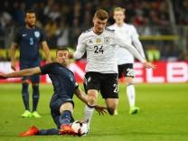 Deutschland - England