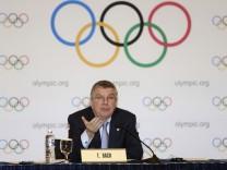 IOC-Exekutive tagt im südkoreanischen Pyeongchang