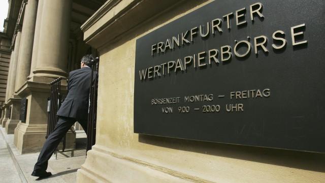Deutsche börse fantasie ist zu teuer