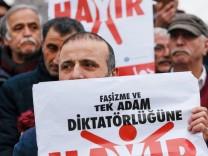 Besuch des türkischen Außenministers
