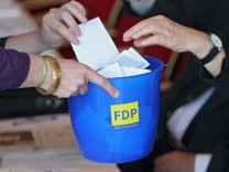 FDP Landesparteitag in Amberg