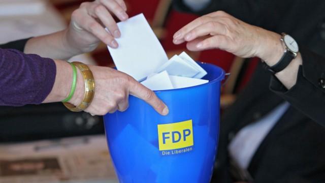 FDP Landesparteitag in Amberg