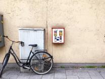 Kaugummi-Automat Poccistraße, 80336 München