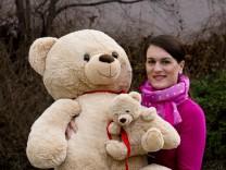 Erster Grafinger Bärenluaf - Julia Linke
