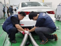 South Korea launches Volkswagen, Audi inspection