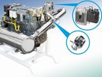 SCR-System von Emitec