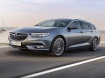 Der neue Opel Insignia Sports Tourer.