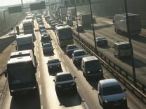 Germany Hit By Four-Day Rail Strike