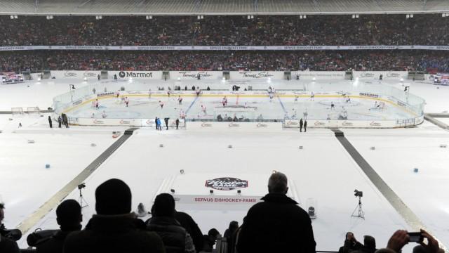 DEL Winter Game - Nürnberg Ice Tigers - Eisbären Berlin