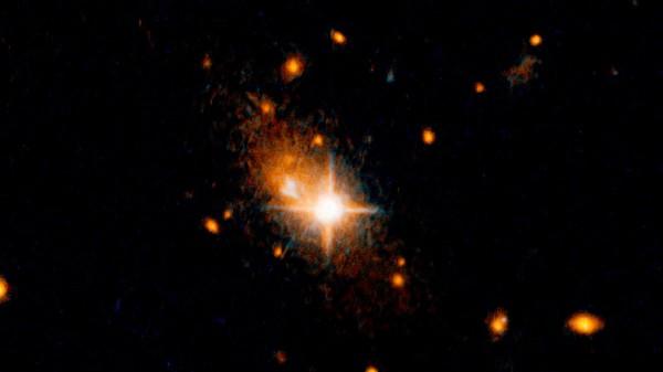 Supermassereiches Schwarzes Loch