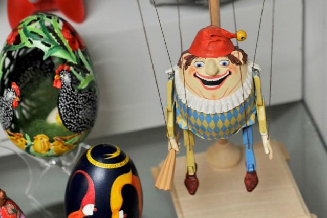 Unterbrunn: Pfarrhof Eiersammlung von Heidemarie Vogt