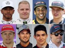 Formel 1 - Fahrer 2017