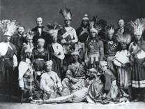 Mohawks Kahnawake 1869