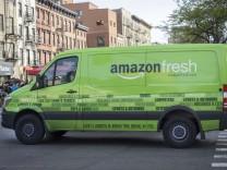 Amazon Fresh-Fahrzeug