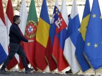 EU-Gipfel zum 60. Jubiläum der Römischen Verträge