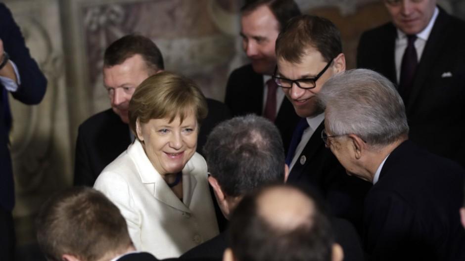 Thema des Tages 60 Jahre vereintes Europa