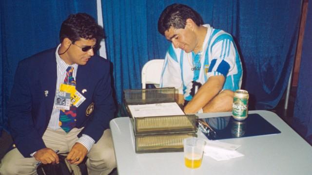WM 1994 - Diego Maradona