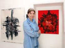 Mariela Sartorius im Kunstkabinett