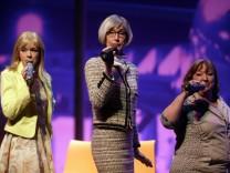 Germering: Theater STADTHALLE Hormonical 'Heisse Zeiten - Wechseljahre'