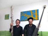 Udo Schindler und Johannes Öllinger