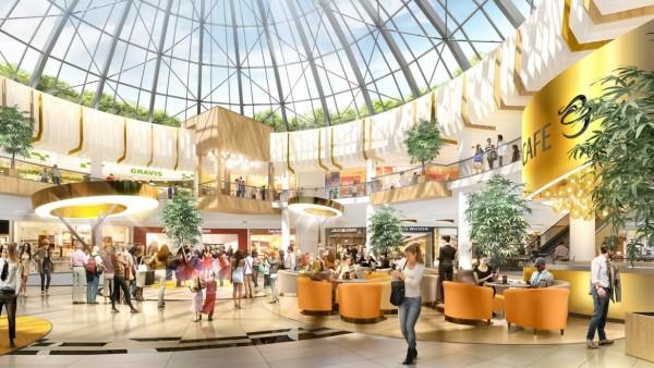 Pep Einkaufszentrum Neuperlach Modernisierung