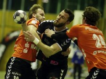 Bruck: HANDBALL Männer 3. Liga TUS FFB v Zweibrücken