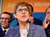 Saarland Holds State Elections