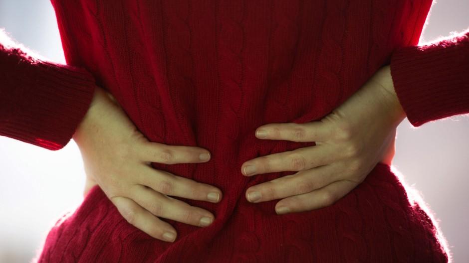 Drei Viertel aller Berufstätigen haben Rückenprobleme