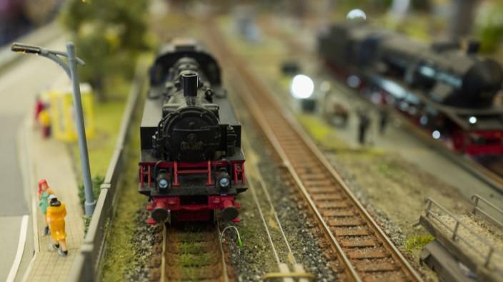 Germering: Modell-Eisenbahn-Ausstellung