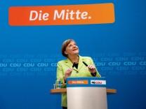 Nach Landtagswahl im Saarland - CDU