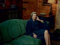 Theresa May Vogue Twitter