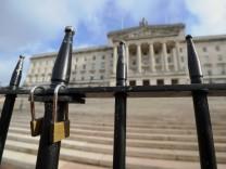 Koalitionsgespräche in Nordirland
