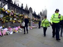 Nach den Anschlägen in London