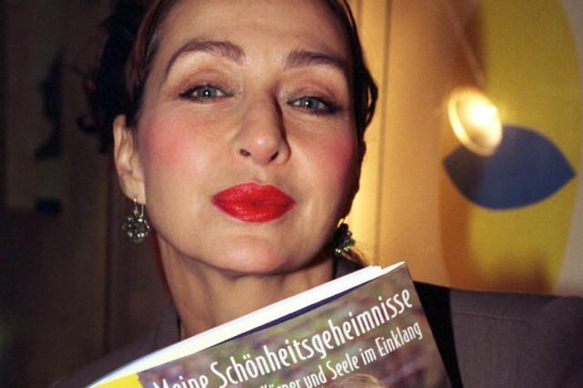 Christine Kaufmann gestorben