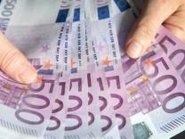 Symbolbild Geldwäsche