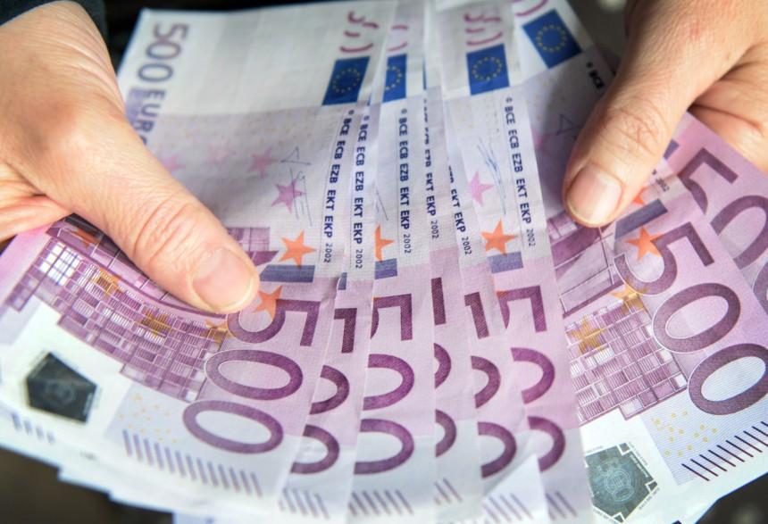 Das Aus Fur Den 500 Euro Schein Ruckt Naher Geld Suddeutsche De
