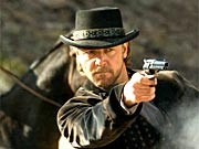 Interview mit Russell Crowe Western Todeszug nach Yuma ddp
