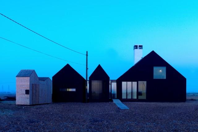 The Shingle House (PR Material bezogen über living-architecture.co.uk)