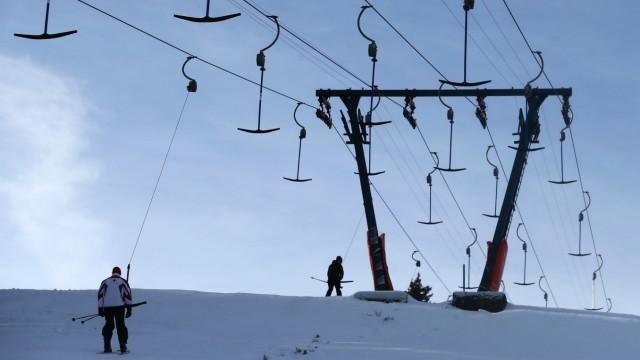 Skigebiet Grasgehren am Riedberger Horn