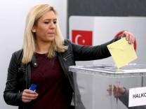 Türkische Volksabstimmung in Nordrhein-Westfalen