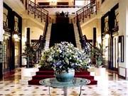 Lobby im Fairmont Le Montreux Palace Hotel