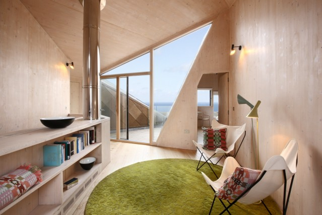 The Dune House (PR Material bezogen über living-architecture.co.uk)
