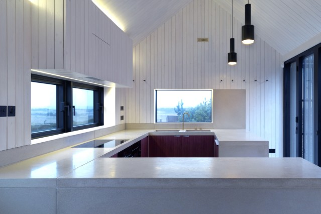 The Shingle House (PR Material bezogen über living-architecture.co.uk)