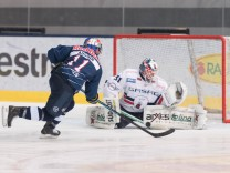 Ice hockey Eishockey DEL RB Muenchen vs Berlin MUNICH GERMANY 28 MAR 17 ICE HOCKEY DEL Deut