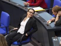 DEU Deutschland Germany Berlin 10 11 2016 Michelle Müntefering SPD im Deutschen Bundestag