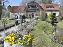 Utting Holzhausen, Künstlerhaus Gasteiger