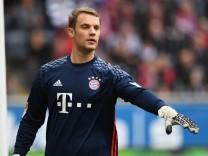 Manuel Neuer vom FC Bayern wurde operiert