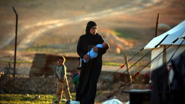 Krieg in Syrien UN